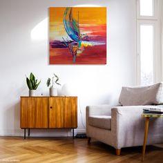 "#colorislife #peinture #painting #art #decoration #interiordesign ""L'entre-deux"" / 'In-Between' (c) Eliora Bousquet [Photo (c) Beazy] Bousquet, Between, Painting, Interior Design, Decoration, Storage, Furniture, Art, Home Decor"