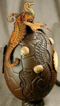 1000+ ideas about Chocolate Easter Eggs on Pinterest   Easter Chocolate, Chocolate Sculptures and Eggs