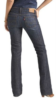 I live in jeans. Seriously, unless I'm sleeping or I have to dress more formally (interviews, weddings, etc), I wear jeans.