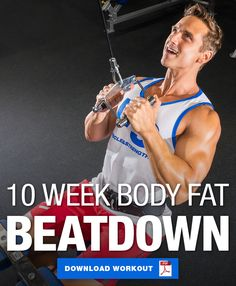 Shed any unwanted body fat with a practical 4 day workout routine, practical fat loss nutrition recommendations, and practical lifestyle recommendations. 4 Day Workout Routine, Gym Workout Tips, Shred Workout, Week Workout, Training Workouts, Workout Exercises, Body Workouts, Workout Plans, Exercise Recommendations