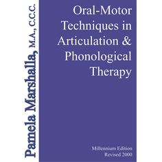 Oral motor and feeding assessment checklist oral motor for Oral motor speech therapy