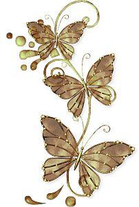 mariposas png