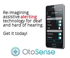 OtoSense app for deaf and hard of hearing