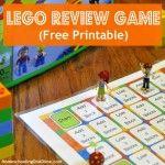 Lego Game Board Printable