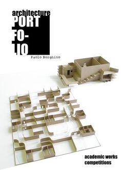 architecture portfolio 2009 PAOLO BORGHINO
