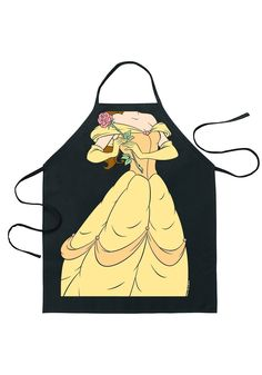 Disney Discovery- Belle Character Apron
