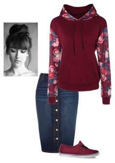 the sweater by raemarie19 on Polyvore featuring polyvore fashion style River Island Vans clothing