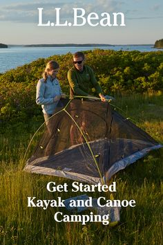 Camping and paddling – why pick one when you can do both? Camping by boat is easier than you might think. Here's what you need to know to get started Canoe Camping, Ll Bean, Pick One, Outdoor Fun, The Great Outdoors, You Can Do, Kayaking, Outdoor Living, Outdoor Blanket