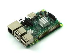Amazon.com: Raspberry Pi 3 Model B 2016 Single Board Computer with Heatsinks: Computers & Accessories
