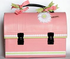 Pink Lunch Pail