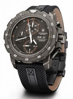 Melhor 35 relógios militares para os homens... └▶ victorinox-alpnach-mechanical-chronograph-special-edition-watch └▶ http:www.pouted.com?p33213