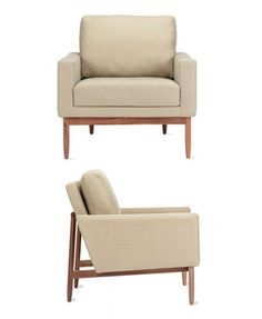 Danish Armchairs from Design Within Reach