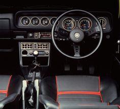 Mitsubishi Celeste SR (1977).