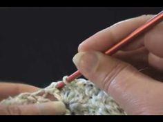 ▶ How to Straighten the Edge of a Crochet Shell Stitch - YouTube