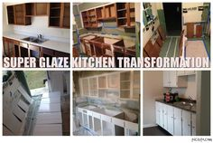 #Kitchen and #Bath Formica cabinets can be recovered and beautified in a professional way!