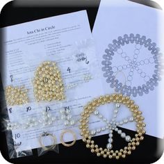 Beading kits for Crismons