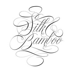 The Vector Penman Coming from Honolulu, USA C.Lee... • typostrate - the typography and design blog