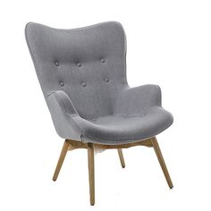 - Soho Occasional Chair Steel Grey - Furniture - Chairs - Adairs Online