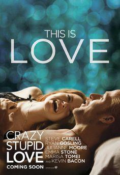 Crazy, Stupid, Love.  Love this movie!