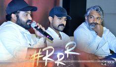 Rajamouli Clarification About RRR Movie Story Funny Short Films, Comedy Short Films, Love Short Film, Telugu Cinema, Telugu Movies, Gossip, Superstar, Hidden Treasures, News Latest