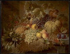 George Lance, 'Fruit ('The Summer Gift')' 1848, exhibited 1848