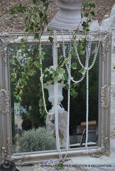 στολισμος γαμου ρομαντικος με αμφορεις Wedding Decorations, Bride, Pearls, Interior Design, Diy, Wedding Bride, Nest Design, Bridal, Home Interior Design