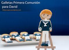 First Communion Cookies / Galletas de Primera Comunion  #Comunion #FirstCommunions #cookies #galletas #children #ninos #CommunionCookies #galletasComunion