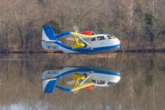 Republic Seabee  lake  seaplane