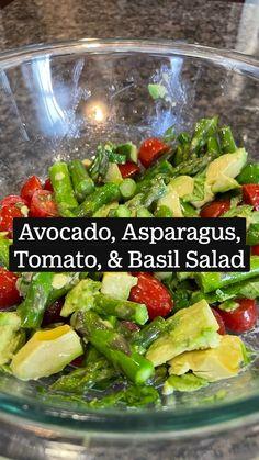 Healthy Salad Recipes, Whole Food Recipes, Healthy Snacks, Vegetarian Recipes, Dinner Recipes, Dinner Ideas, Delicious Healthy Food, Eating Healthy, Healthy Cooking Recipes