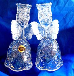 RARE Vintage Ornate Hofbauer German Lead  Crystal by ChinaGalore, $42.00