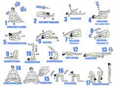 Yoga Asanas   yoga poses for beginners