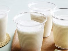 Toast the weekend with these adults-only Boozy Blondie Milkshakes from #FNMag.