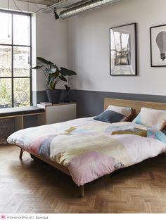 Het Nederlandse lifestylemerk ESSENZA brengt met trots haar nieuwe collectie voor Spring/Summer 2016.  #bedroom #slaapkamer #essenza