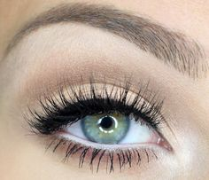 Create this neutral look with Almond, Cocoa, and Angel.
