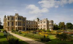 Audley End House and Gardens | English Heritage  This could have been the home on Downton!