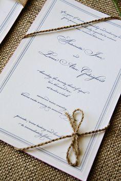 Crédit photos : Erica Loeks Photography ++ Quelles astuces pour organiser votre mariage sur http://yesidomariage.com
