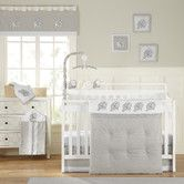 Found it at Wayfair - Laugh, Giggle & Smile Elephant Chic Crib Bedding Collection