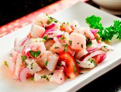 A sugestão de verão do japonês Sassá Sushi é o Ceviche, prato peruano que ganhou quatro versões nas unidades Itaim e Jardins da casa. O Tradicional (R$ 39) vem com divisão de peixe branco e salmão, marinados e temperados no limão com pimenta Sriracha, disponível no rodízio no almoço durante a semana. Onde: Rua Horácio Lafer, 640, Itaim Bibi, (11) 3078-4538 / Alameda Franca, 149, Jardins, Tel: (11) 5183-3898