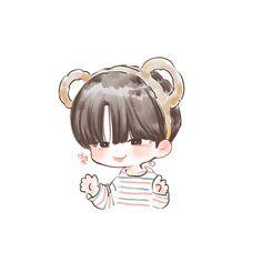 Nct Logo, Kpop Drawings, Jisung Nct, Jaehyun Nct, Nct Taeyong, Kpop Fanart, My Collection, Cute Stickers, Cute Wallpapers