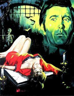 art from Crypt Of The Vampire by peterpulp.deviantart.com on @DeviantArt