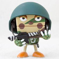 増田ジゴロウ Z-56 量産型 怒りのアクションフィギュア sukusuku