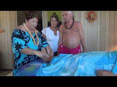 Kumu Karen Carrolls Lomilomi Workshop In Waimanalo Video Produced By Leslie Rosa Gil