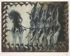 Francisco Toledo: Venados (1985.1139)   Heilbrunn Timeline of Art History   The Metropolitan Museum of Art