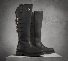 Josi Performance Boots  My favorite pair of boots - so comfortable and so edgy -- love love love them