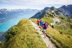 Trail Running in Switzerland