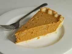 "*Gluten-Free Tuesday: Dairy-Free, Egg-Free Coconut-Pumpkin Pie (and easy to make corn free).  I have made this recipe for two years and it tastes just as good (if not better) than ""normal"" pumpkin pie"