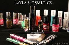 Layla Cosmetics - Milano Italy