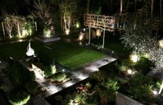 Gardening Light Ideas
