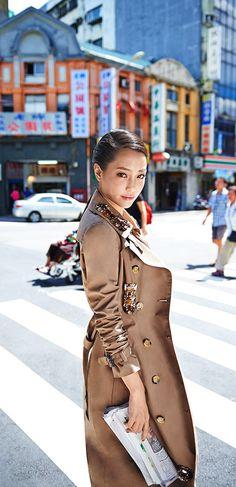 Nikki shot by Ting-Kuei Shao in Taipei
