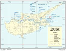 United Nations Peacekeeping Force in Cyprus - Wikipedia, the free encyclopedia